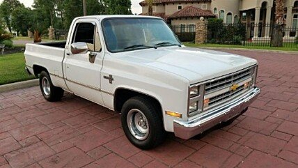 1987 Chevrolet C/K Truck for sale 100995574